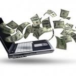 βγάλτε χρήματα από το internet